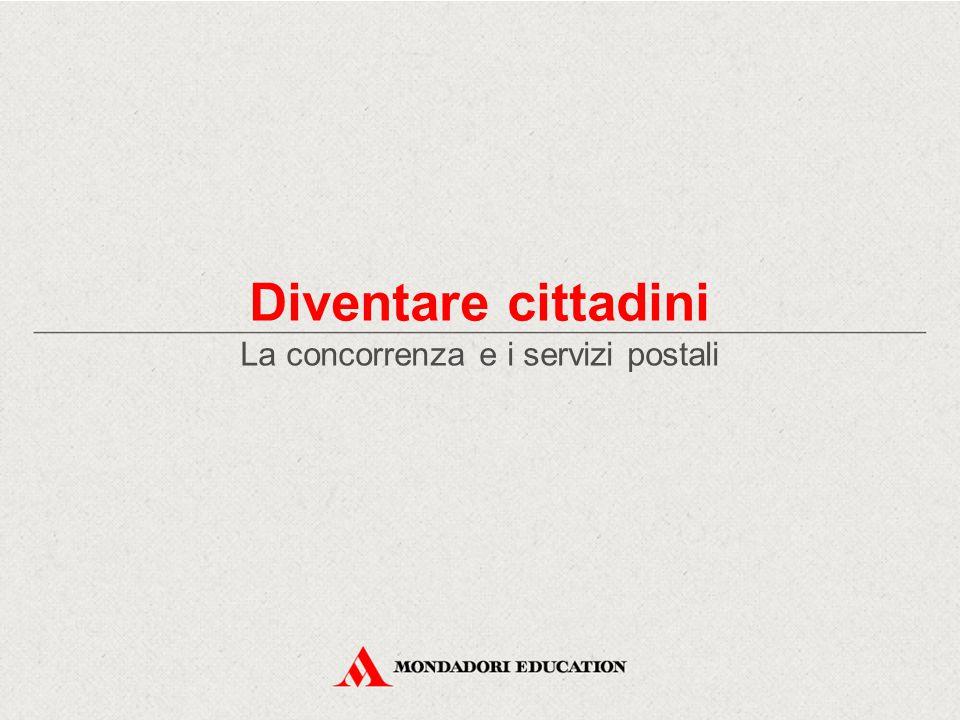 La concorrenza e i servizi postali