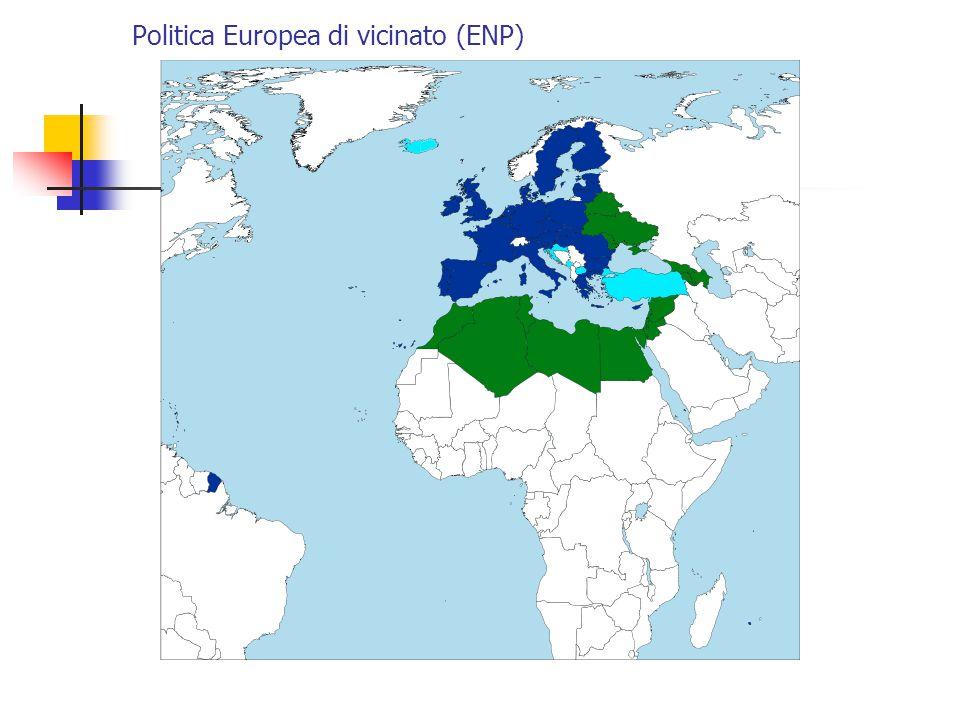 Politica Europea di vicinato (ENP)