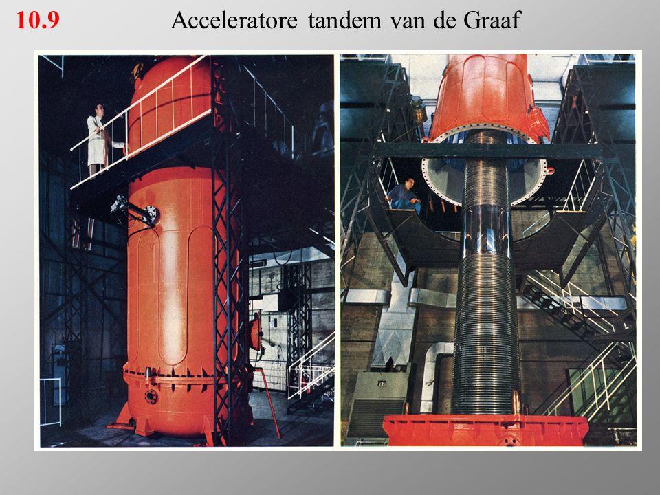 10.9Acceleratore tandem van de Graaf