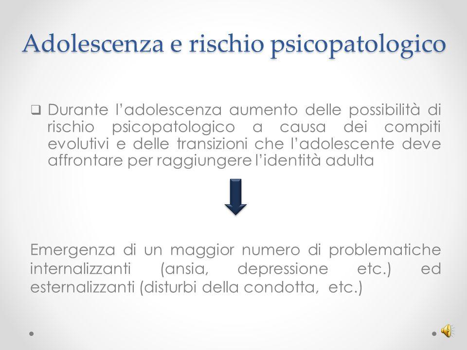 Attaccamento e stili genitoriali  Rispetto alla polarità autonomia-dipendenza numerosi studi hanno evidenziato come le relazioni disfunzionali che si osservano in presenza di modelli di attaccamento insicuro, possano essere riconducibili ad interpretazioni sbagliate da parte del nucleo familiare, dei tentativi dell'adolescente di rendersi autonomo Allen e coll., 1997; Reimer, Overton, Steidl, Rosenstein, Horowitz, 1996; Allen e Hauser 1996  Nell'ambito degli studi sugli stili genitoriali sono state evidenziate associazioni tra stile genitoriale autorevole e attaccamento sicuro dei figli e tra stile di parenting trascurante e attaccamento di tipo evitante degli stessi Karavasilis, Doyle, Markiewicz, 2003