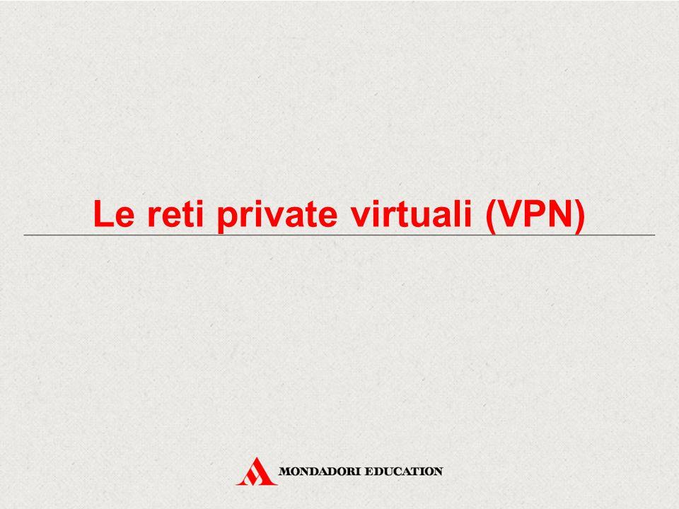 Le reti private virtuali (VPN)