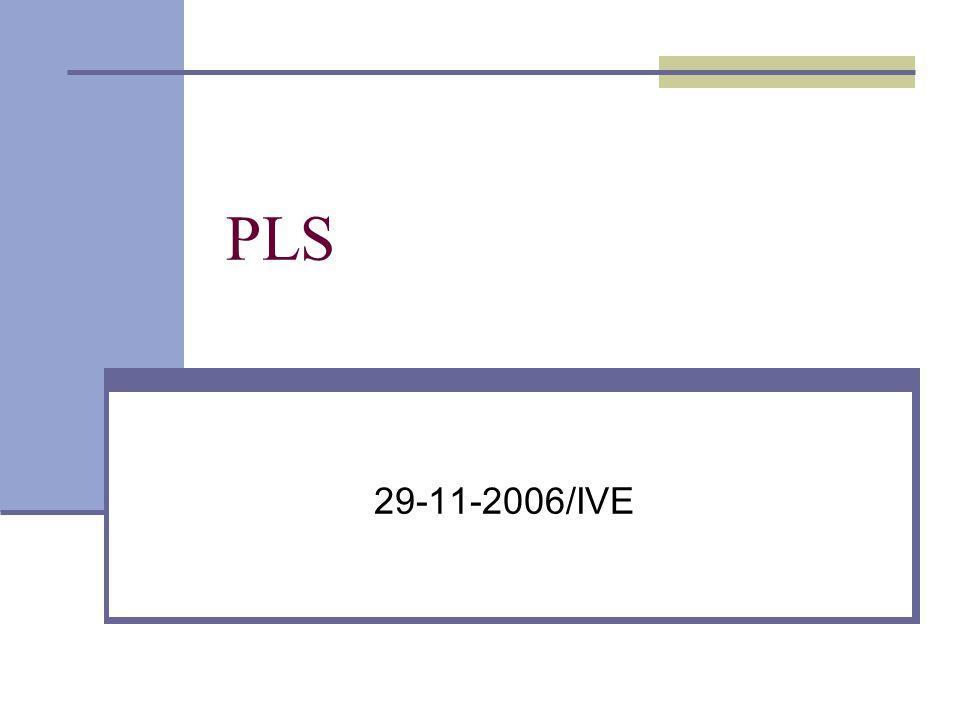 PLS 29-11-2006/IVE