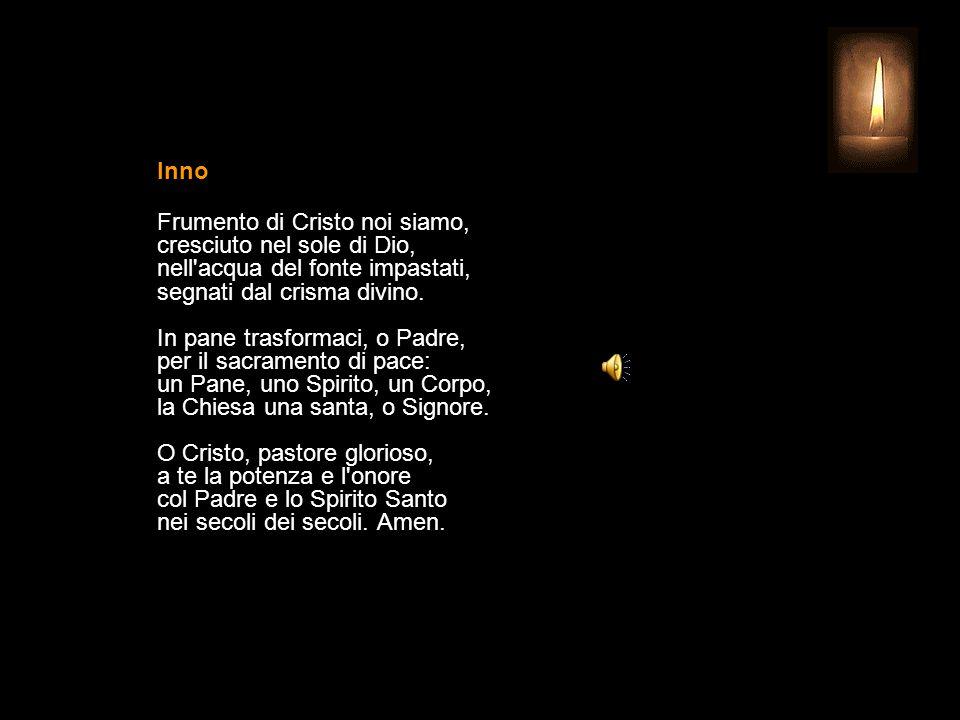 15 LUGLIO 2015 MERCOLEDÌ - XV SETTIMANA DEL TEMPO ORDINARIO SAN BONAVENTURA Vescovo e Dottore della Chiesa UFFICIO DELLE LETTURE INVITATORIO V.