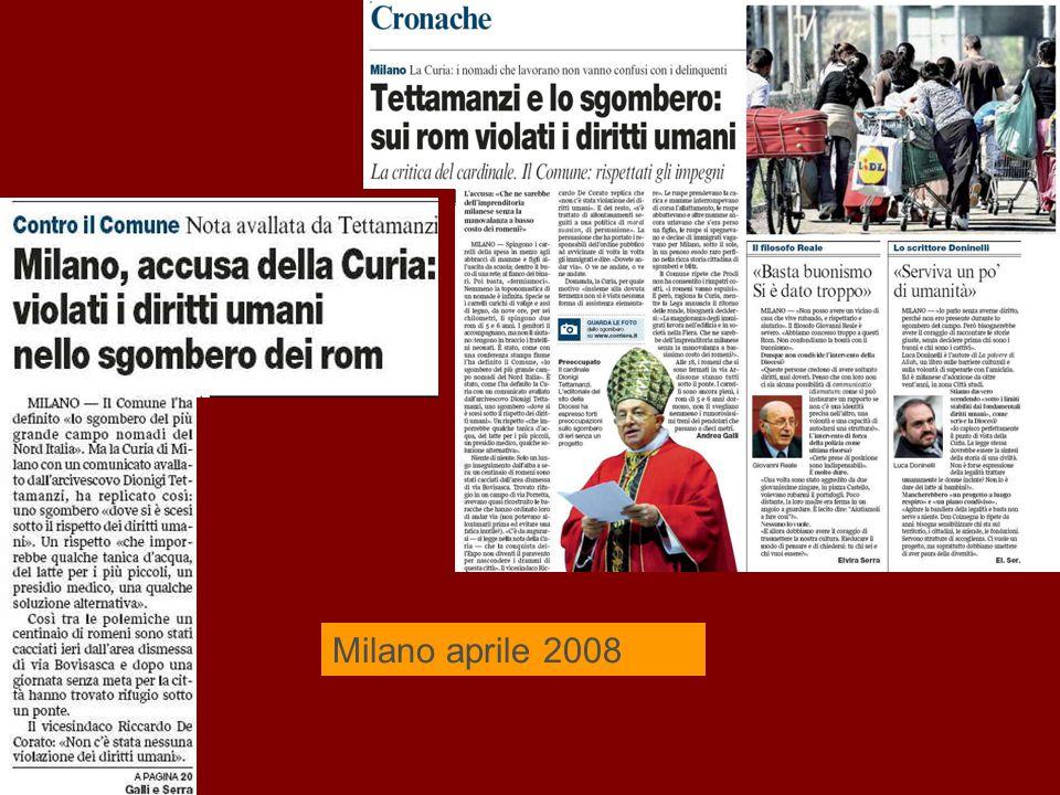 Milano aprile 2008