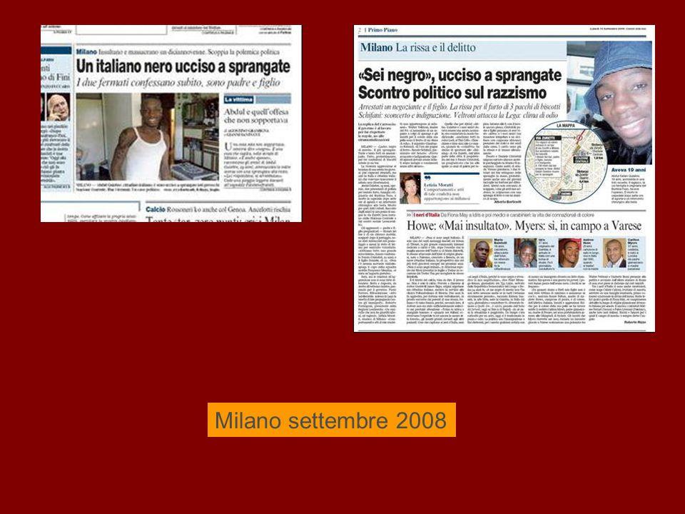 Milano settembre 2008