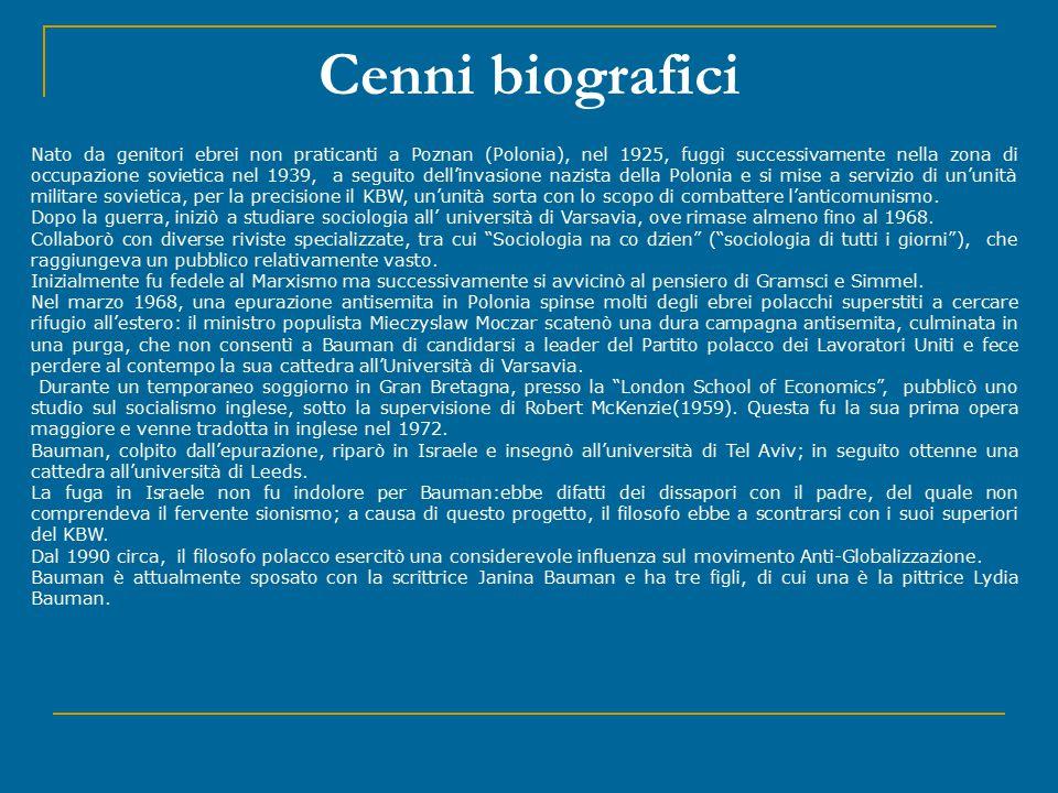 Cenni biografici Nato da genitori ebrei non praticanti a Poznan (Polonia), nel 1925, fuggì successivamente nella zona di occupazione sovietica nel 193