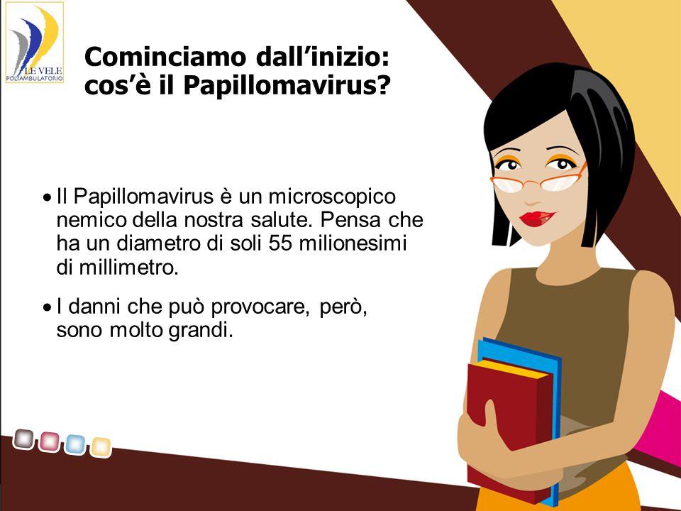 Com'è fatto un Papillomavirus.Ecco il ritratto di un gruppo di Papillomavirus.