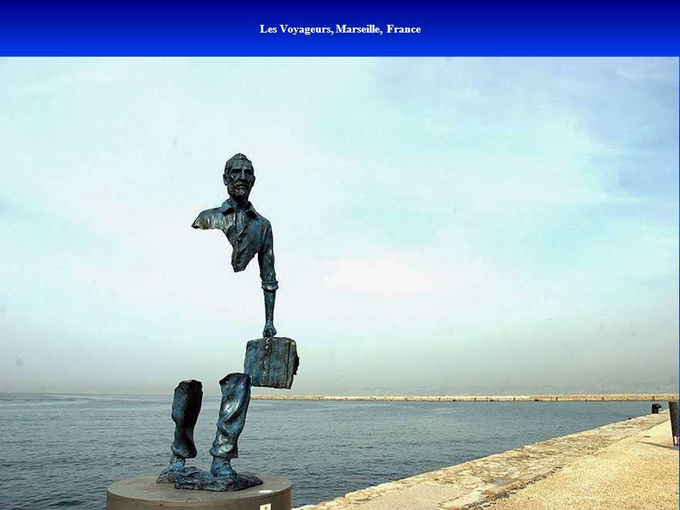Les Voyageurs, Marseille, France