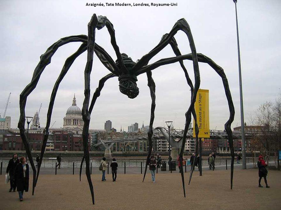 Araignée, Tate Modern, Londres, Royaume-Uni