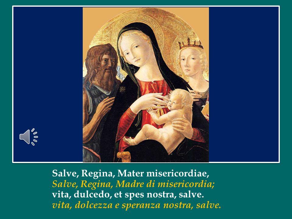 E affidiamo questa nostra preghiera alla materna intercessione di Maria Vergine, Madre di Cristo, Madre della Chiesa, perché Lei ci unisca tutti come