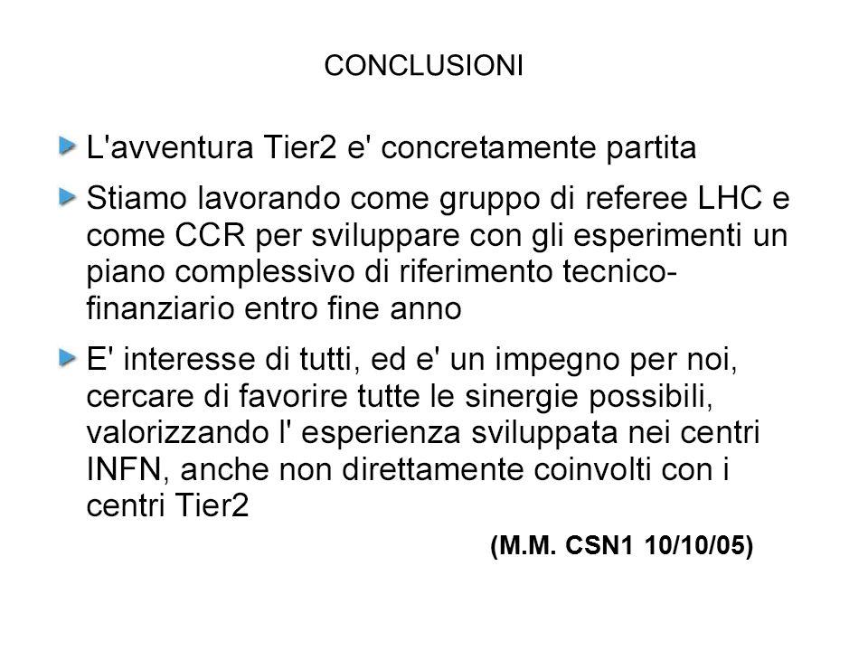 CONCLUSIONI (M.M. CSN1 10/10/05)