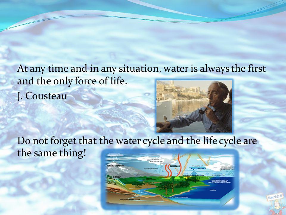 R.Piumini Poesia …E L'acqua….