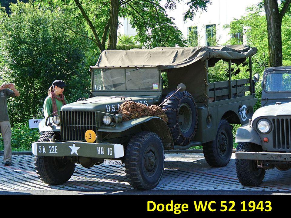 Dodge WC 52 1943