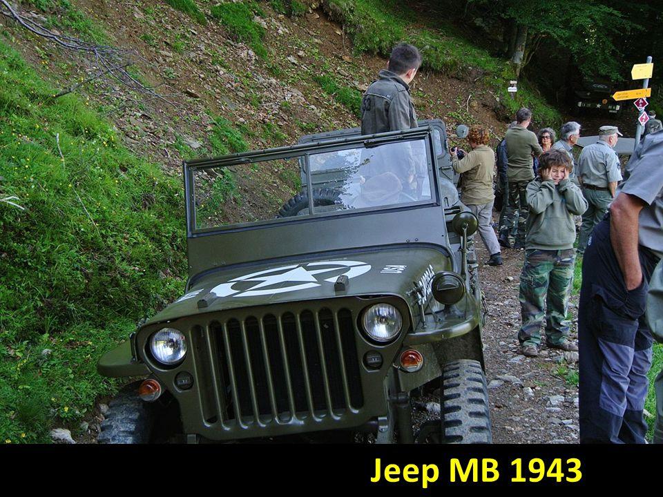 Jeep MB 1943