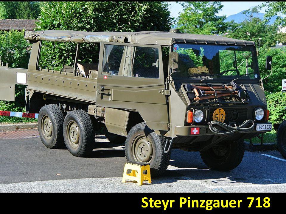 Steyr Pinzgauer 718