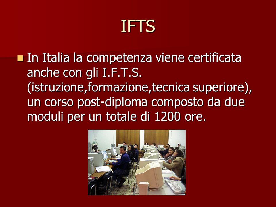 Certificazione Nel nostro paese si parla di certificazione delle competenze dagli anni novanta e significa tener conto di ciò che una persona sa fare,