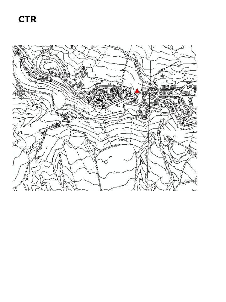 Riferimenti Geologia Carta geologica d'Italia 1:100000 – foglio 109