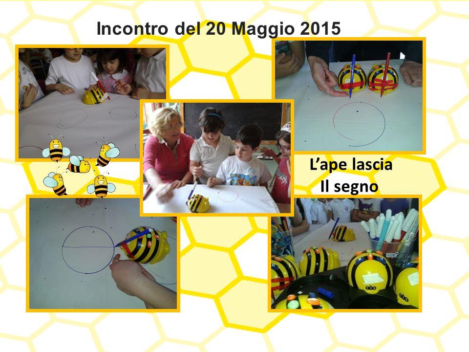 L'ape lascia Il segno Incontro del 20 Maggio 2015