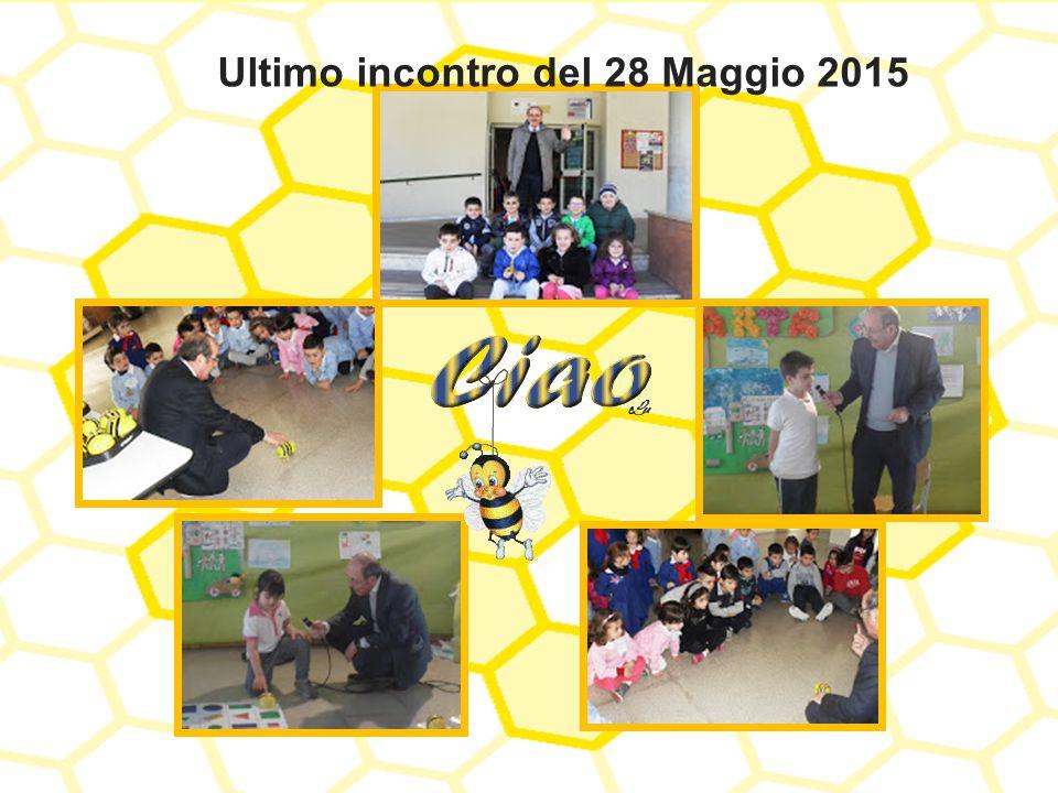 Ultimo incontro del 28 Maggio 2015