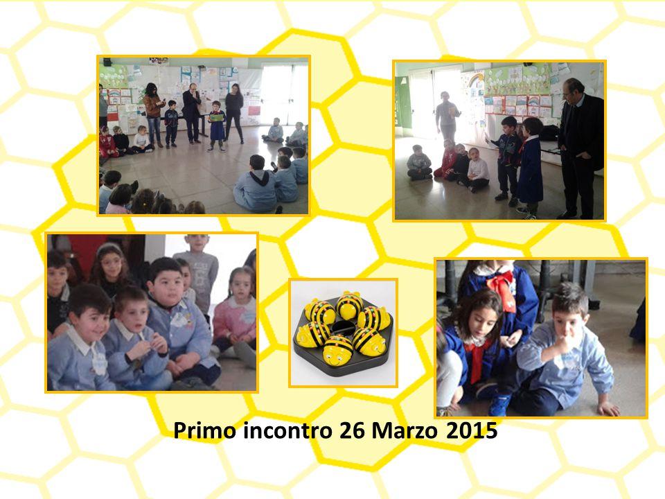 Oggi grande festa è iniziato il Lab1 con i bambini dell infanzia e delle classi prime della primaria.