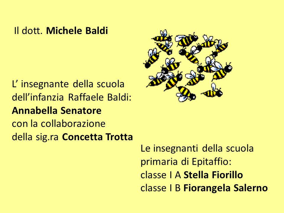 Le insegnanti della scuola primaria di Epitaffio: classe I A Stella Fiorillo classe I B Fiorangela Salerno L' insegnante della scuola dell'infanzia Ra
