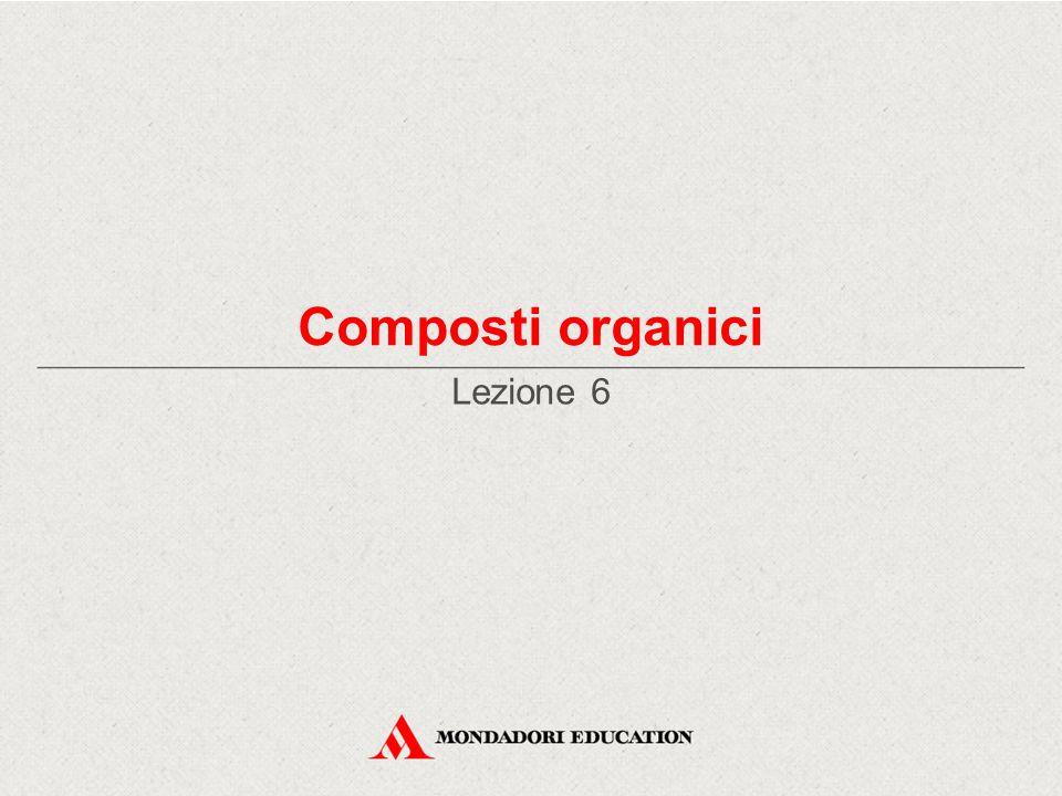 Quale di questi è il gruppo funzionale tipico degli acidi? Composti organici A BCD
