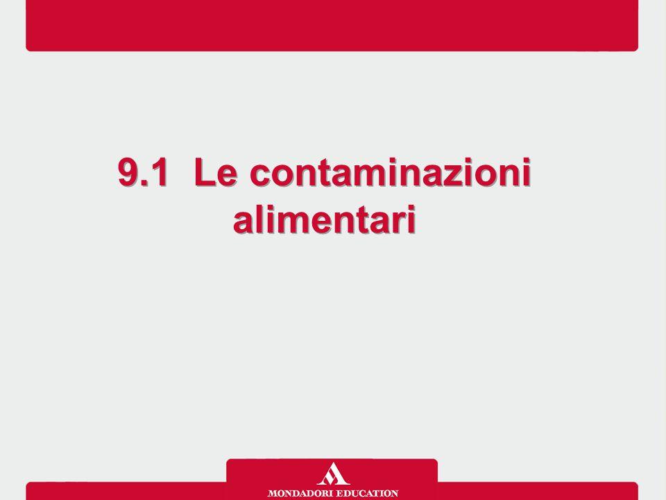Le MTA che derivano dalla ingestione di un alimento contaminato con agenti biologici sono le più numerose.