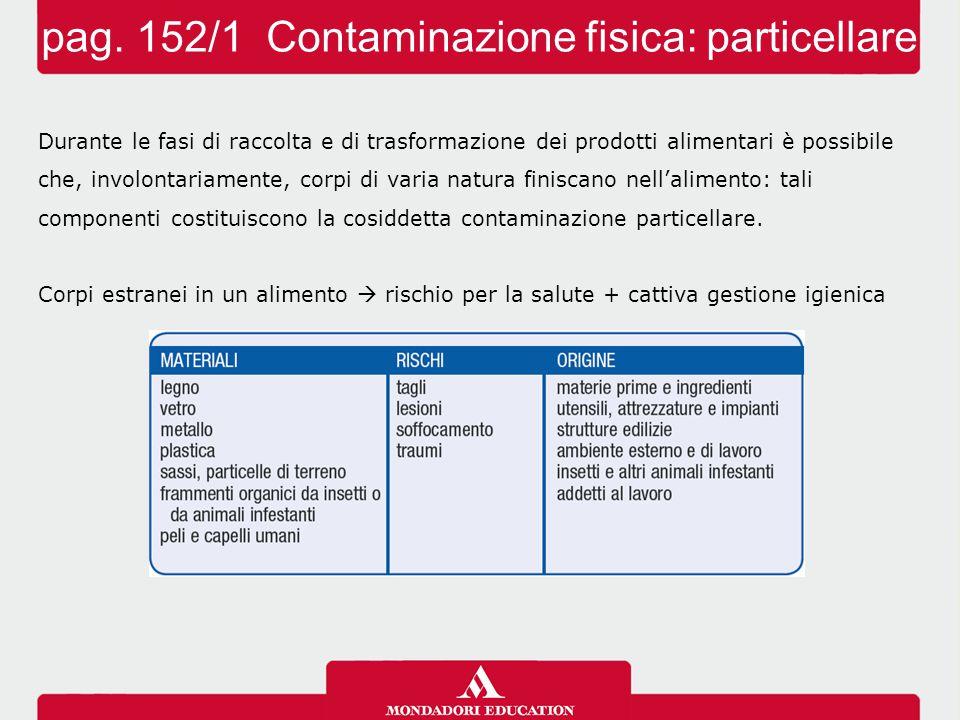 Gli alimenti possono contaminarsi con radionuclidi (es.