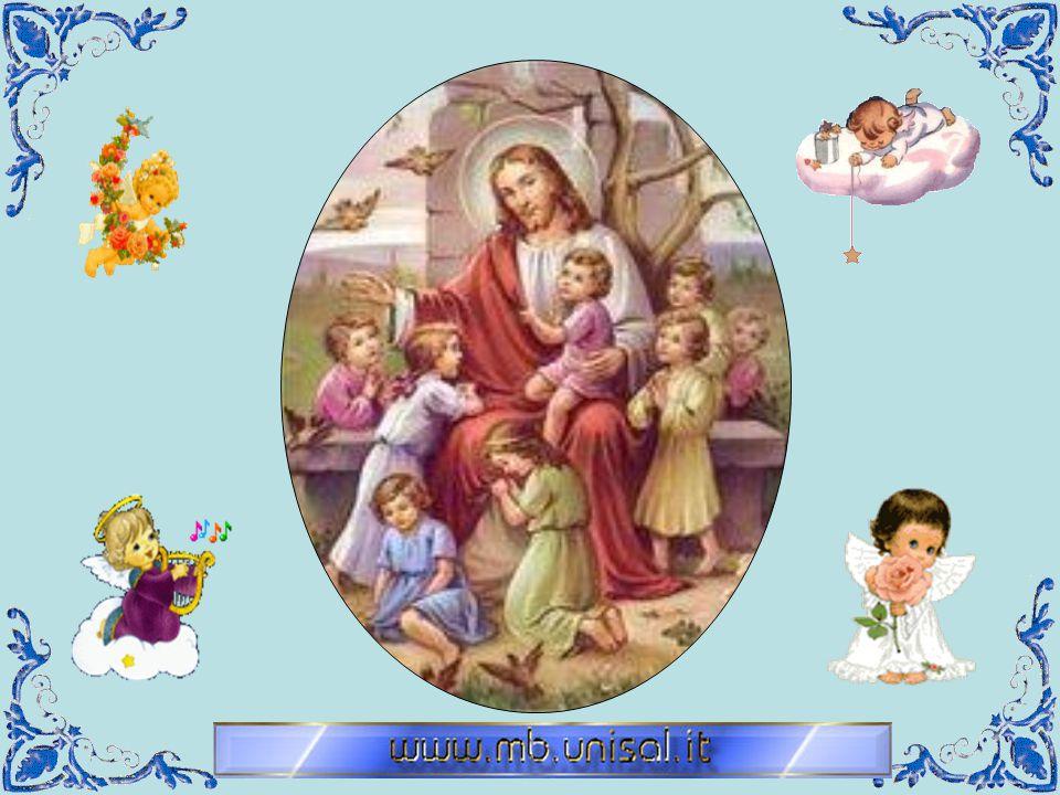Salutiamo Maria, la nostra mamma celeste, perché ci assista nella nostra vita Ave, o Maria, piena di grazia, il Signore è con te.