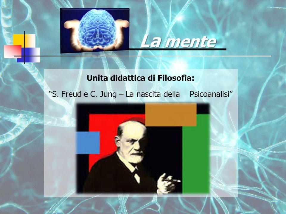 La mente Unita didattica di Filosofia: S. Freud e C. Jung – La nascita della Psicoanalisi