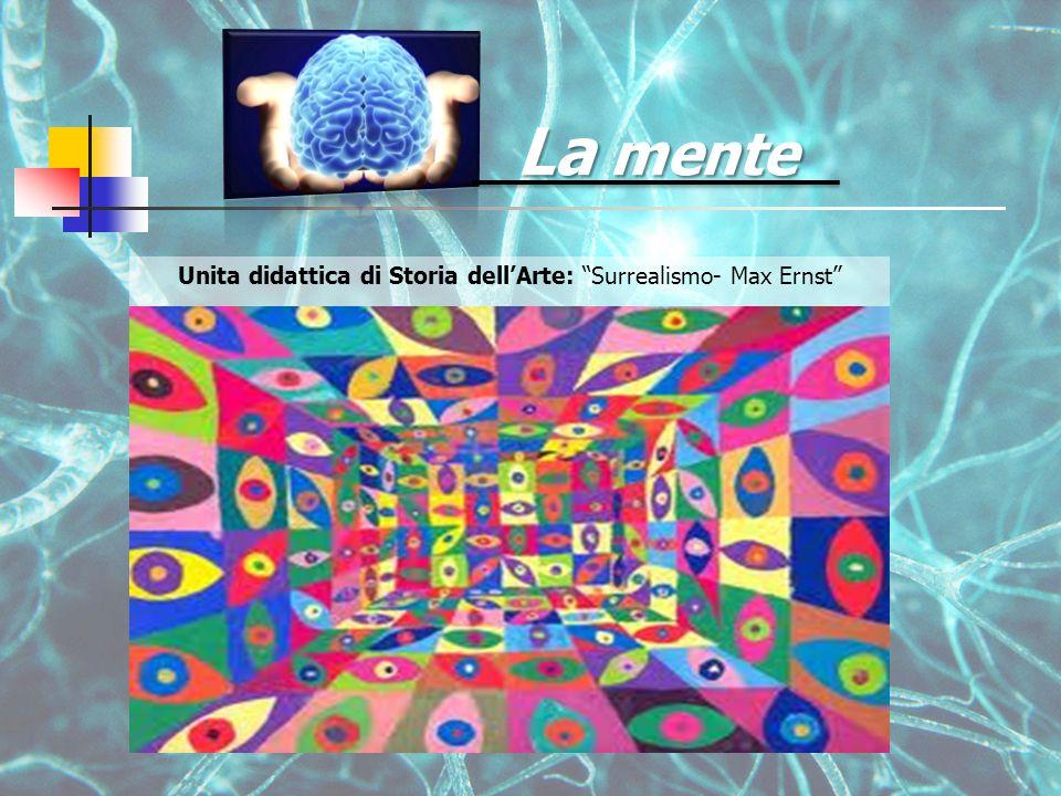 La mente Unita didattica di Storia dell'Arte: Surrealismo- Max Ernst