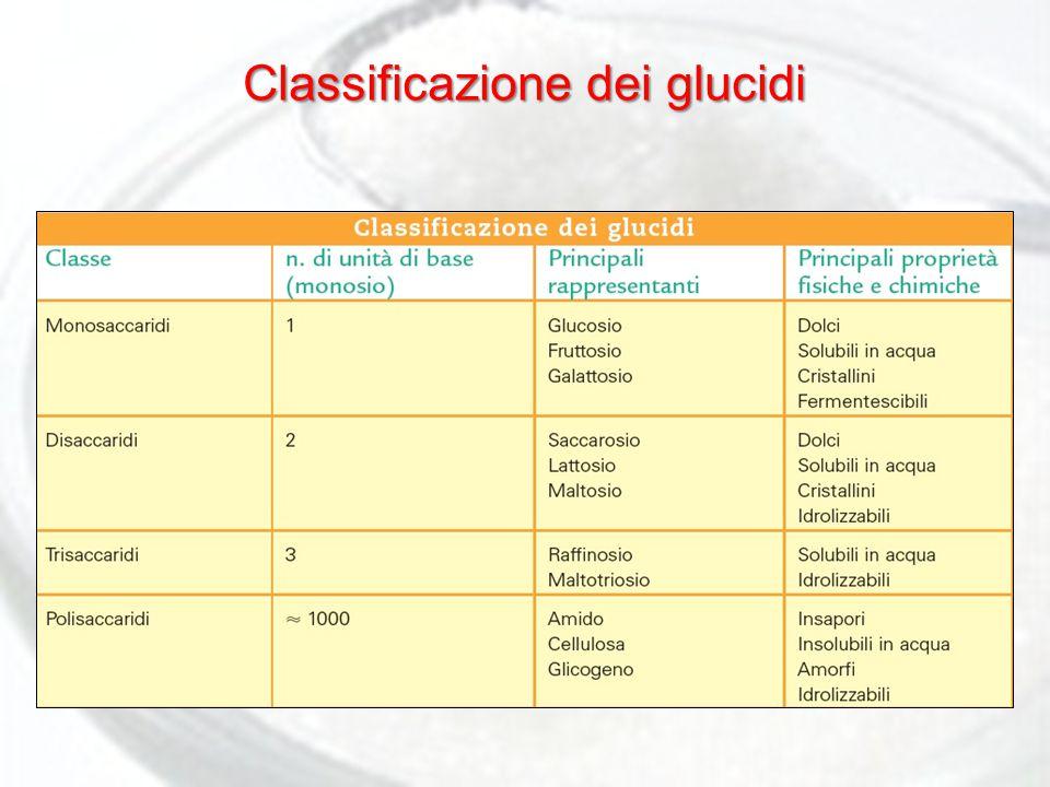 Eteropolisaccaridi  Emicellulose:  Struttura per lo più ramificata  Ad es.