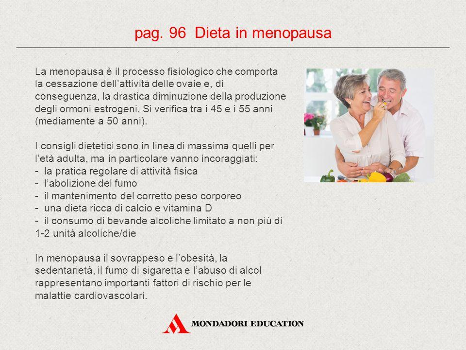 La menopausa è il processo fisiologico che comporta la cessazione dell'attività delle ovaie e, di conseguenza, la drastica diminuzione della produzion