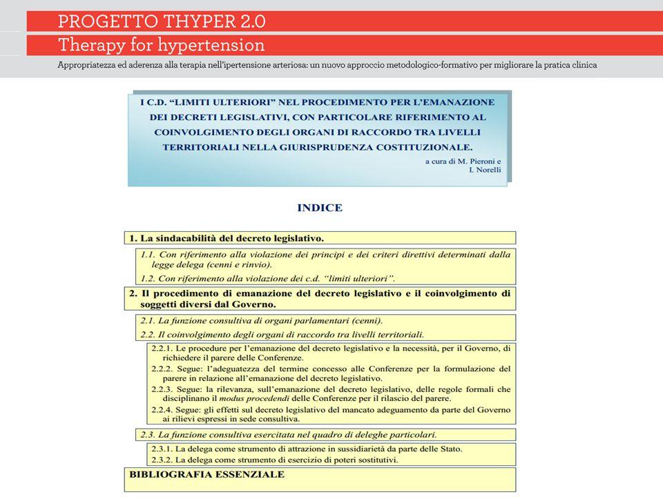 Presidi territoriali/Ospedali di comunità 17.