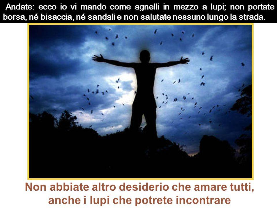 Lc 10, 1-12, 17-20 In quel tempo, il Signore designò altri settantadue discepoli e li inviò a due a due avanti a sé in ogni città e luogo dove stava per recarsi.