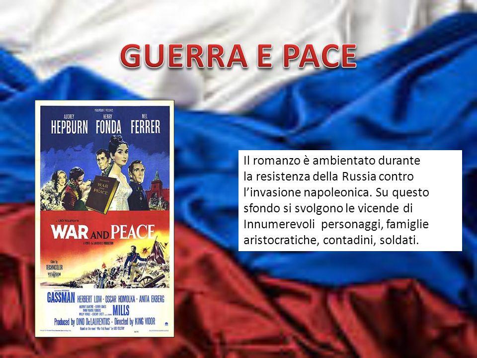Il romanzo è ambientato durante la resistenza della Russia contro l'invasione napoleonica. Su questo sfondo si svolgono le vicende di Innumerevoli per