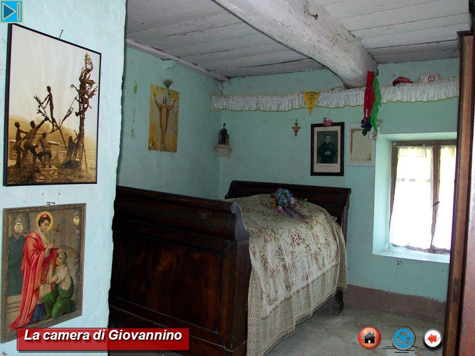 La camera di Giovannino