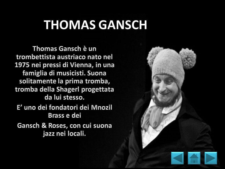 THOMAS GANSCH