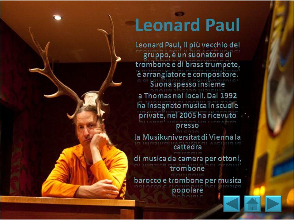 Leonard Paul