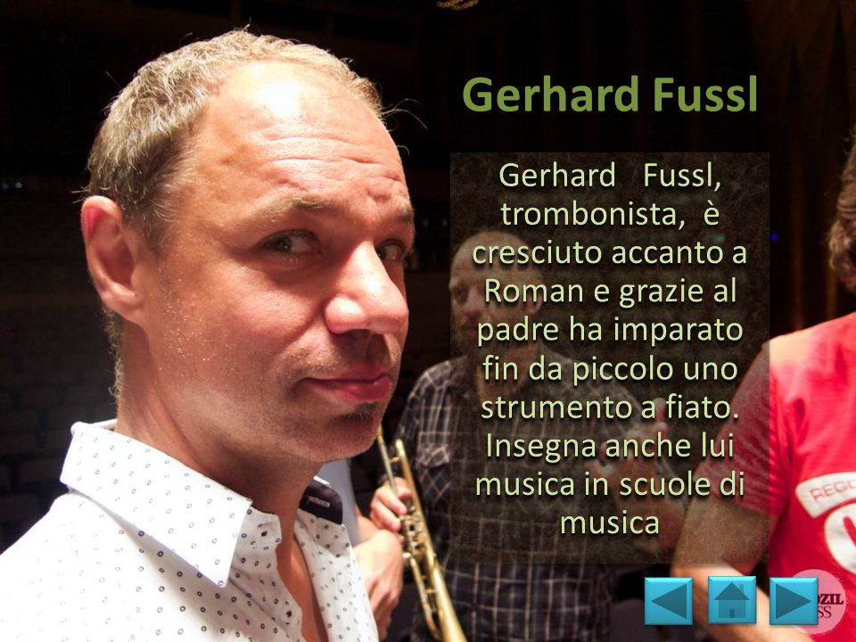 Gerhard Fussl