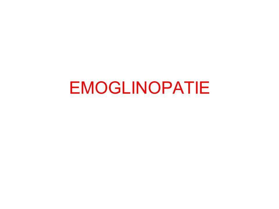 EMOGLINOPATIE