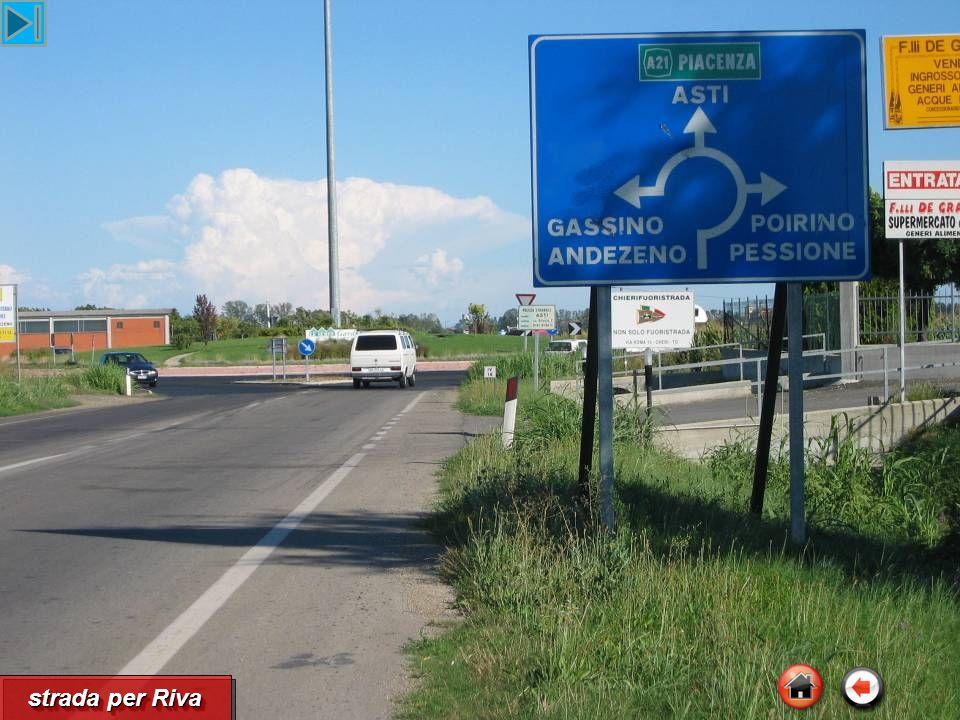 strada per Riva