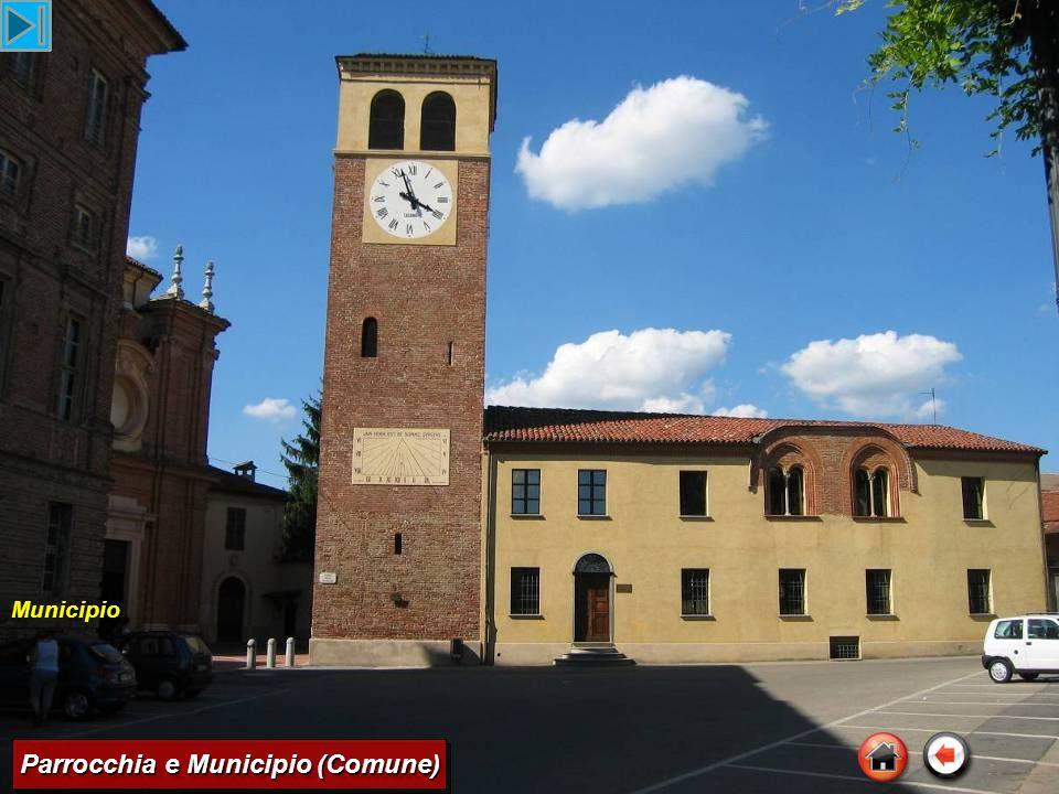 Parrocchia e Municipio (Comune) Municipio