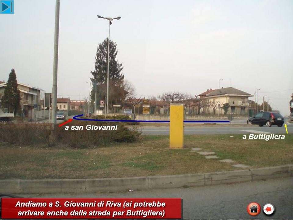a Buttigliera a san Giovanni Andiamo a S.