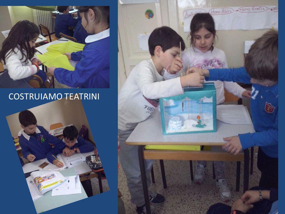 COSTRUIAMO TEATRINI