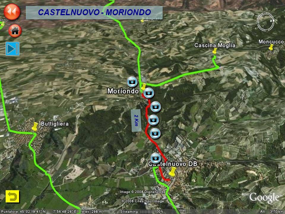 2 Km CASTELNUOVO - MORIONDO