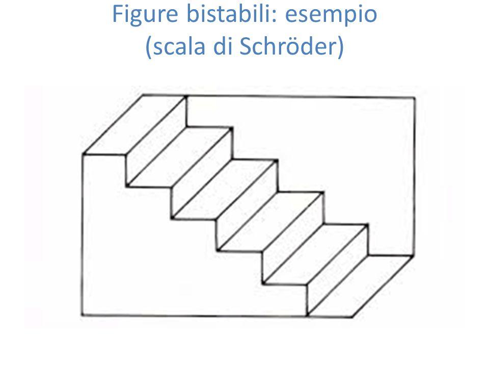 Figure bistabili: esempio (scala di Schröder)