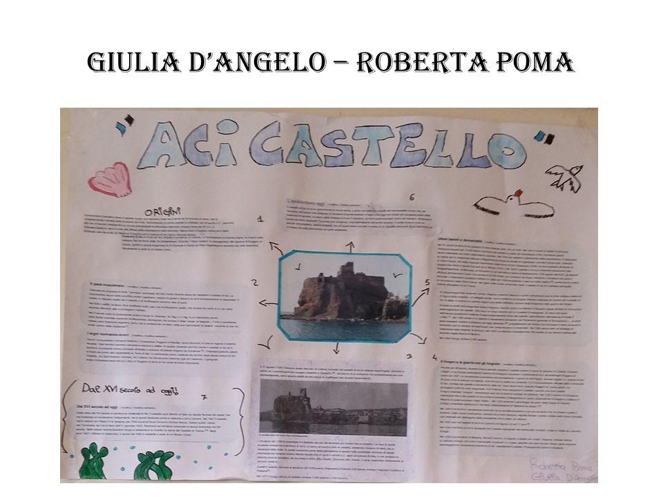 Giulia D'Angelo – Roberta Poma