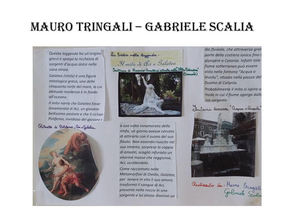 Mauro Tringali – Gabriele Scalia
