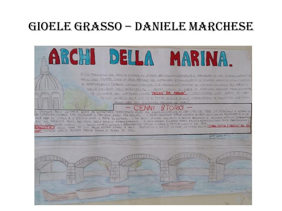 Gioele Grasso – Daniele Marchese